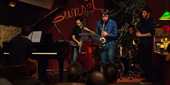 VMQ al Sunset Jazz Club